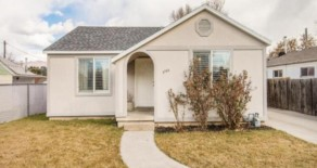 NEW home in Salt Lake! SOLD